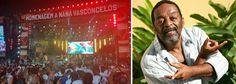 Como nos 15 anos em que comandou as nações de maracatus na abertura do carnaval do Recife, Naná Vasconcelos mais uma vez esteve presente no palco do Marco Zero nessa sexta-feira, 24; pela primeira …
