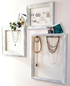 ¿Cómo organizar collares y pulseras? : via La Garbatella
