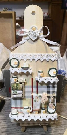 Diy Crafts Hacks, Diy Arts And Crafts, Crafts To Make, Fun Crafts, Miniature Rooms, Miniature Crafts, Box Frame Art, Frame Crafts, Diy Dollhouse