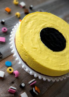 Dad Cake, Liquorice Allsorts, Savoury Cake, Desert Recipes, Pie Recipes, Clean Eating Snacks, Amazing Cakes, Deserts, Tart