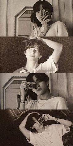 K Pop, Foto Bts, Bts Jungkook, Photo Trop Belle, Bts Pictures, Photos, V Bts Wallpaper, Jung So Min, Bts Aesthetic Pictures