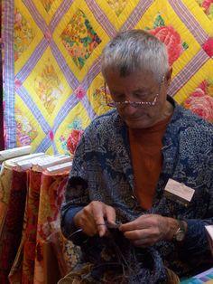 Kaffe Fassett - knitting