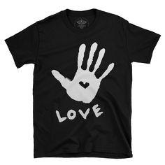 love hand.