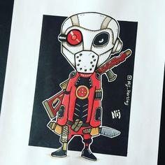 """Neil Hartley on Instagram: """"My version of Will Smiths Deadshot from Suicide Squad. Who shall I try to draw next? . . . #deadshot #willsmith #art #dcart #dcartist…"""" Copic Art, Deadshot, I Tried, Will Smith, Squad, Drawings, Artwork, Artist, Instagram"""