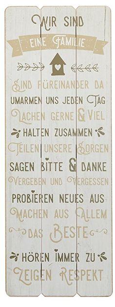 Dalinda® XXL-Wandbild Leinwandbild mit Spruch Unsere wahre Aufgabe