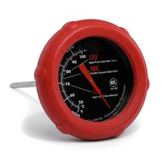 Buy Silicone Dial Meat Thermometer online and save! This silicone dial Meat Thermometer is a must in any kitchen. To get that perfectly cooked meat this thermometer has a handy gauge that outlines the t. Egg Timer, Bbq Accessories, Kitchen Timers, Digital Timer, Roast Dinner, Roasted Meat, Electronic Gifts, Refrigerator Freezer, Cheese Cloth