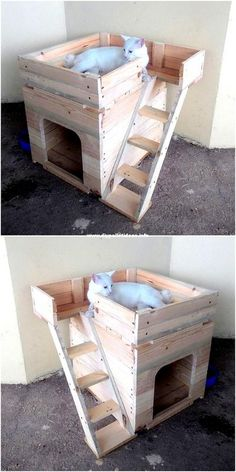 Ideas of Pallet Wood Creations And Projects pallet ideas, pallet projects, pallet furniture, diy pallet and Ideas of Pallet Wood Creations And ProjectsWooden creations pla Pet Furniture, Repurposed Furniture, Furniture Projects, Refurbished Furniture, Outdoor Furniture, Furniture Layout, White Furniture, Plywood Furniture, Furniture Makeover