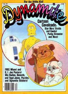 Dynamite from 1985