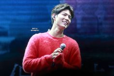 """161217 ♡ park bogum asia tour fanmeeting in hong kong  queenqueen0606 // do not edit or remove watermark."""