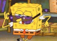 Cartoon Wallpaper, Wallpaper Spongebob, Disney Wallpaper, Spongebob Cartoon, Cartoon Memes, Cartoon Pics, Funny Spongebob Faces, Spongebob Painting, Meme Stickers