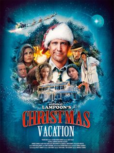 National Lampoon's Christmas Vacation (1989). Chortle chortle