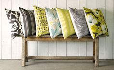 Makela Chelsea Flower Show, Graphic Prints, Dining Area, Weaving, Cushions, Curtains, Throw Pillows, Contemporary, Projects