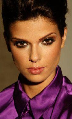 Turkish Actress - Larissa Gacemer #Makeup