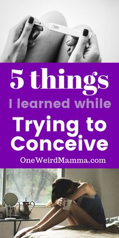 Trying to conceive is not always as easy as we think it is. The Mental toll and changes that we make can teach us many things, this is what I learned while struggling to conceive. Chances Of Getting Pregnant, Get Pregnant Fast, Trying To Get Pregnant, Fertility Meditation, Fertility Quotes, Pregnancy Labor, Pregnancy Guide, Postpartum Anxiety, Wanting A Baby