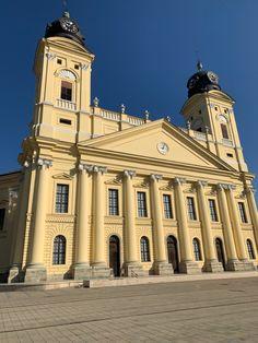#grandchurch #church #hungary #debrecen #citylife #templom #beautiful #visitit