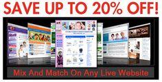 Best turnkey websites seller - 20% off