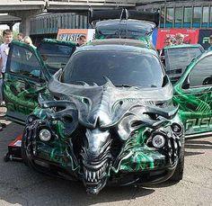Crazy Car Modifications.