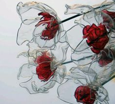 Plastic Bottle Flowers