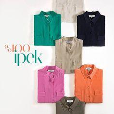 Ipekyol gömlekler... #ipekyol #ipekyoldanyazışıltısı