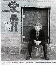 Joseph Heller - click through for obituary