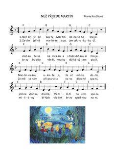 Kids Songs, Advent, Sheet Music, Education, Halloween, Words, Nursery Songs, Onderwijs, Learning