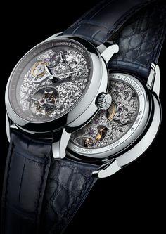 2212afb603e Vacheron Constantin Métieres D Art Gravées Relógios Legais