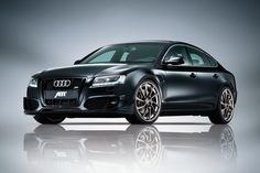 Audi AS5 Sportback Front
