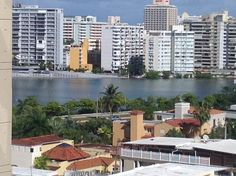 View from the Marriott, Miramar
