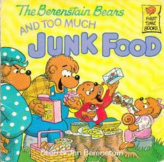 The Berenstain Bears- one of my favorite books growing up.
