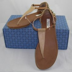 SIMPLY VERA WANG SPIKE STUDDED THONG SANDALS BEIGE SIZE 6.5 MED NEW  http://www.ebay.com/itm/SIMPLY-VERA-WANG-SPIKE-STUDDED-THONG-SANDALS-BEIGE-SIZE-6-5-MED-NEW-ORIG-59-99-/150912687910?pt=US_Women_s_Shoes=item232318df26