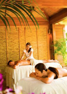 Grand hyatt hawaii on pinterest kauai resort spa and for Couples weekend spa getaways