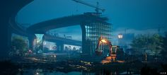 bridge by NGUYỄN NGỌC LUẬN | Architecture | 3D | CGSociety