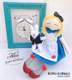 Alice por Kátia Callaça