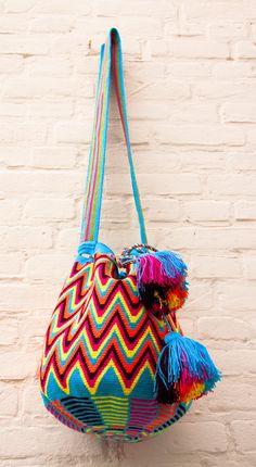Miss Mochila Bag (Wayuu)