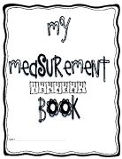 My Measurement Book - Free pdf