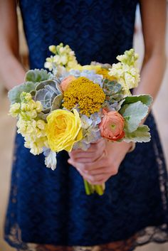 Country Bridesmaid | Dallas Wedding and Event Florist | Dr Delphinium