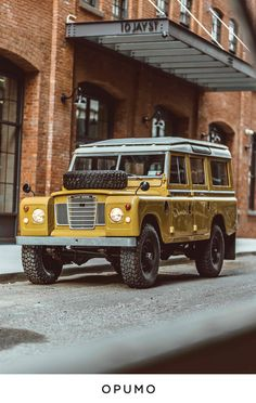 Built for someone who loves the timeless aesthetic of the Land Rover Series 109 and wants hassle-free motoring at a sensible price. Land Rover 88, Land Rover Series 3, Defender 110, Land Rover Defender, Subaru, Lamborghini, Ferrari 458, Nissan, James Bond