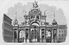 Design for a Triumphant Arch, Antwerp