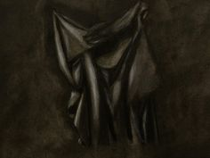 Charcoal Drapery | by Michaeltaras2