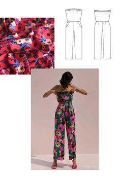 Inspirations pour coudre sa robe personnalisée #15 – AtelierCharlotteAuzou Bustier, Pajama Pants, Pajamas, Couture, Inspiration, Fashion, Gathered Skirt, Unique Dresses, Flutter Sleeve