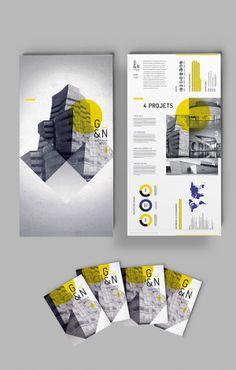 GAUTHIER & NOLET / architectes / identité visuelle by Rachel Trudeau, via…