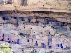 Gila Cliff Dwellings near Silver City, NM