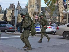 "The Ottawa Shootings and ""Canada's War on Terror""? Media Points to ""Homegrown Terror Threat""  By Julie Lévesque Global Research, October 23, 2014 Region: Canada"
