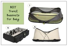 Taking a trip with the tots? Check out these picks for Best Travel Beds for Babies and Toddlers