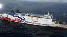 Barco Caribbean Fantasy incendiado cercano a San Juan será remolcado a puerto