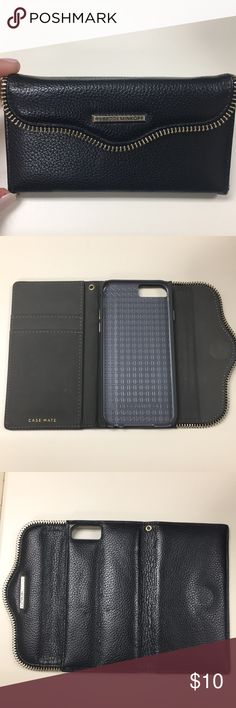 Rebecca Minkoff IPhone 6 Case Rebecca Minkoff iPhone 6 wallet Case. As seen in pictures. Good condition! Rebecca Minkoff Accessories Phone Cases