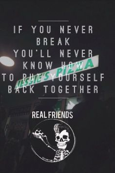 38 Best Real Friends Lyrics Images Real Friends Lyrics Lyrics