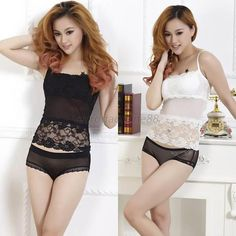 3b0da9cb3 Sexy Women 's Padded Wrapped Chest Lace Floral Tube Top Tank Camisole 2  Color