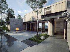 Aspen Residence by Ro   Rockett Design   HomeAdore