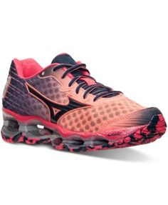 Mizuno Women s Wave Prophecy 4 Running Sneakers from Finish Line  d17b00f9a9552